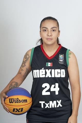 24 Paola Beltran (MEX)