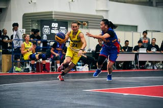 9 Ganzul Davaasuren (MGL) - Game4_Pool A_Romania vs Mongolia