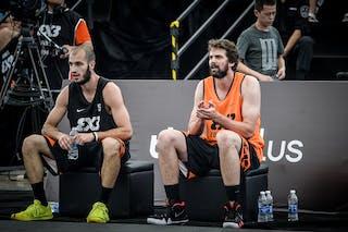 6 Kyle Landry (CAN) - 5 Filip Kaludjerovic (CHN)