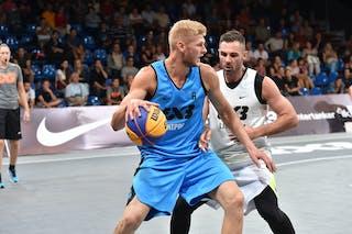 6 Vitaliy Vintonyak (UKR) - Ljubljana v Dnipro, 2016 WT Debrecen, Pool, 7 September 2016