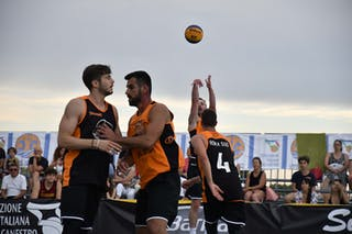 Lignano Challenger Game 8: Kranj vs Roma Sud