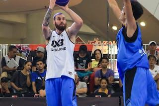 Auckland v Manila South, 2015 WT Manila, Pool, 1 August 2015