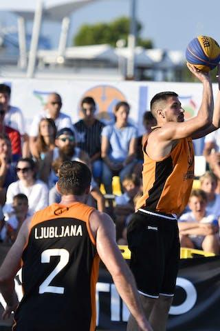 Lignano Challenger Final: Liman vs Ljubljana 17-21