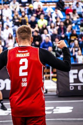 6 Strahinja Stojacic (SRB) - 3 Marko Brankovic (SRB) - 2 Miroslav Pašajlić (SRB)