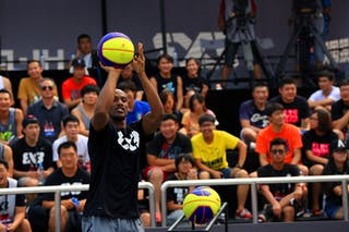 Reaves Chris, Team Wukesong, FIBA 3x3 World Tour Beijing 2014, 2-3 August.