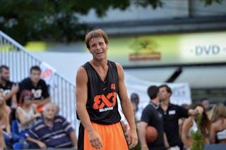 #4 Belgrade (Serbia) 2013 FIBA 3x3 World Tour Masters in Lausanne