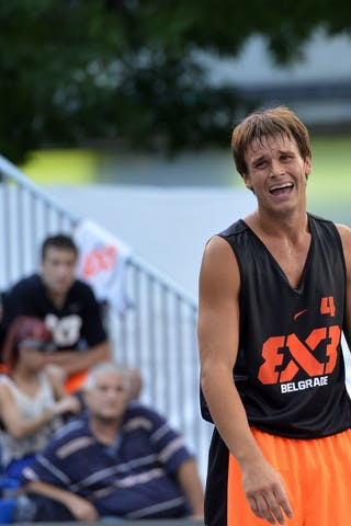 #4 Belgrade (Serbia) 2013 FIBA 3x3 World Tour Masters in Lausanne