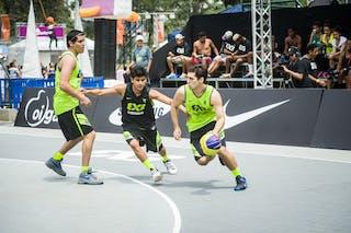 #4 Gutierrez Fernando, Team Montevideo, FIBA 3x3 World Tour Rio de Janeiro 2014, 27-28 September.