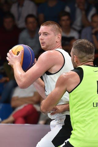 5 Marko Savić (UAE) - Novi Sad Al Wahda vs Ljubljana