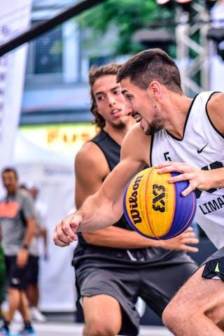 5 Aleksandar Ratkov (SRB) - Liman v Manisa, 2016 WT Lausanne, Pool, 26 August 2016