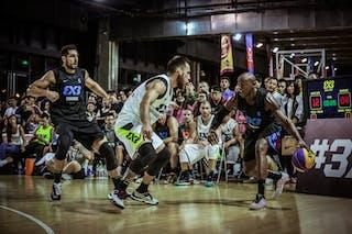 4 Michael Hicks (POL) - 4 Marko Zdero (UAE) - Novi Sad AlWahda v Gdansk, 2016 WT Beijing, Final, 17 September 2016