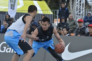 #3 Jakarta (Indonesia) Nagoya (Japan)  2013 FIBA 3x3 World Tour final in Istanbul
