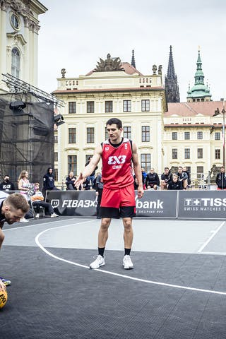 5 Ovidijus Varanauskas (KSA) - 5 Stefan Stojacic (SRB)