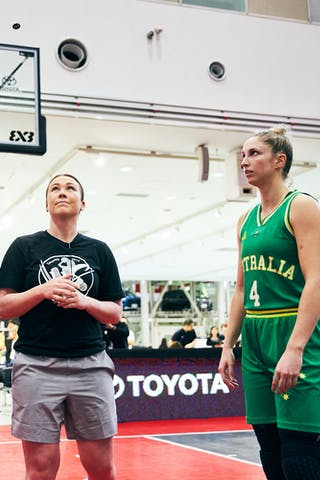3 Loyce Bettonvil (NED) - 4 Bec Cole (AUS) - Game5_Final_Netherlands vs Australia