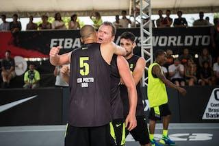Marcelo MACHADO PEREIRA & Rogério KLAFKE (Brazil) - Team Rio Preto