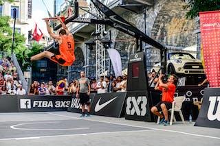 5 Michael Lieffers (CAN) - Saskatoon v Zemun, 2016 WT Lausanne, Last 8, 27 August 2016