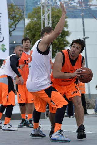 #4 Bosphorus (Turkey) Novi Sad (Serbia)  2013 FIBA 3x3 World Tour final in Istanbul