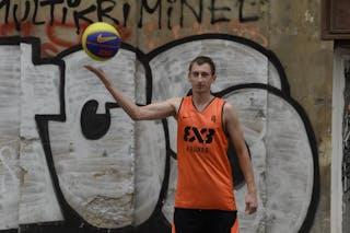 Karolis Abramavicius. Team Kaunas. 2014 World Tour Prague.
