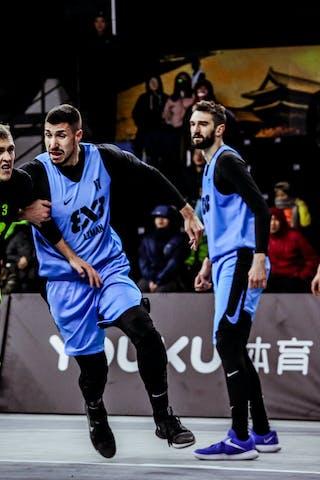 6 Stefan Kojic (SRB) - 5 Marko Brankovic (SRB) - 3 Nauris Miezis (LAT)