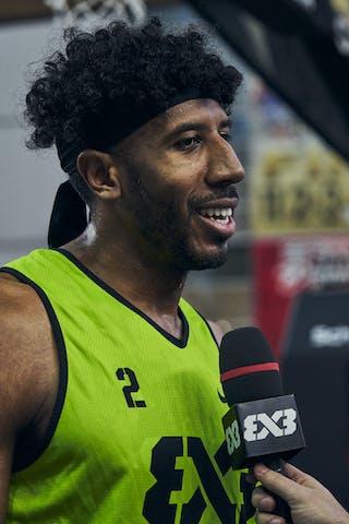 2 Kareem Maddox (USA)