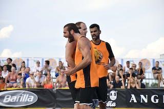 Lignano Challenger Semifinal 2: Kranj vs Ljubljana 15-18