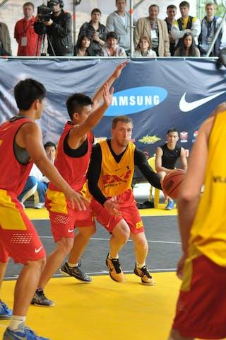 2012 FIBA 3x3 World Tour Vladivostok (21 July)
