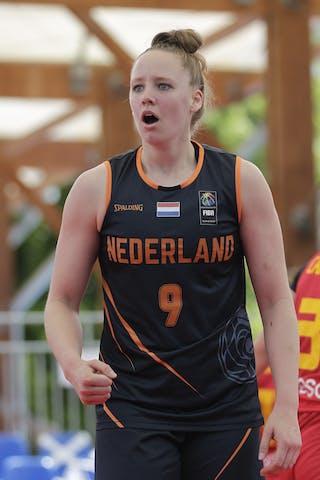 9 Esther Fokke (NED)