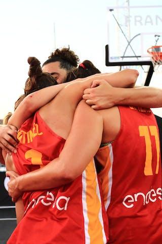 13 Sandra Ygueravide (ESP) - 11 Vega Gimeno (ESP) - 10 Aitana Cuevas (ESP) - 1 Núria Martínez (ESP)
