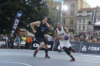 4 Marko Zdero (UAE) - Novi Sad Al Wahda v Utrecht, 2016 WT Prague, Pool, 6 August 2016