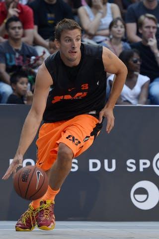 #3 Brezovica (Serbia) 2013 FIBA 3x3 World Tour Masters in Lausanne