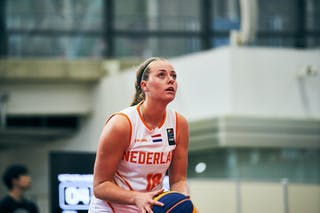 18 Fleur Kuijt (NED) - Game1_Mongolia vs Netherlands