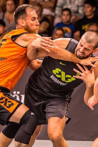 4 Marko Zdero (UAE) - 3 Marko Savić (UAE)