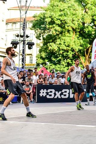 4 Marko Brankovic (SRB) - 6 Stefan Kojic (SRB) - 6 Claudio Negri (ITA) - 3 Andrea Negri (ITA) - 3 Stefan Stojačić (SRB) - 2 Gionata Zampolli (ITA) - Liman v Pavia, 2016 WT Lausanne, Last 8, 27 August 2016
