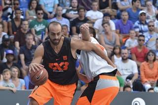 #5 Malaga (Spain) 2013 FIBA 3x3 World Tour Masters in Lausanne