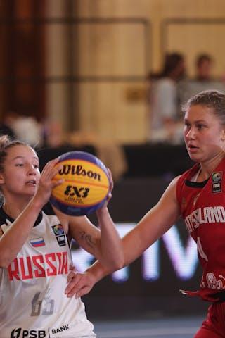 4 Luana Rodefeld (GER) - 66 Ekaterina Evdokimova (RUS)