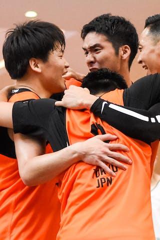 6 Masahiro Komatsu (JPN) - 4 Tomoya Ochiai (JPN) - 3 Yoshiyuki Matsuwaki (JPN) - 2 Keita Suzuki (JPN)