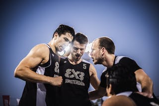 6 Maksim Kovacevic (NED) - 5 Julian Jaring (NED) - 2 Aron Roijé (NED)