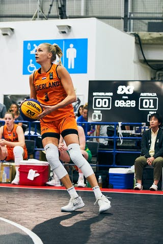 3 Loyce Bettonvil (NED) - Game5_Final_Netherlands vs Australia