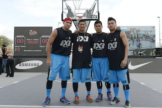 Jakarta (Indonesia) 2013 FIBA 3x3 World Tour final in Istanbul
