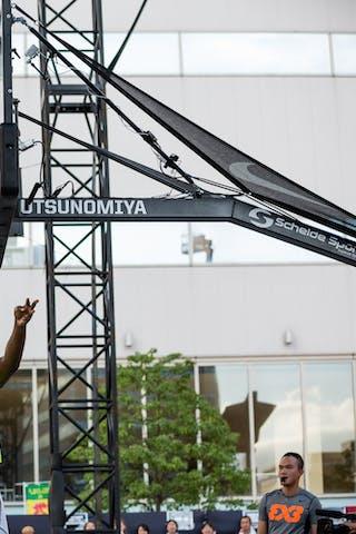 6 Gary Hamilton (JPN) - Ljubljana v Okayama, 2016 WT Utsunomiya, Last 8, 31 July 2016