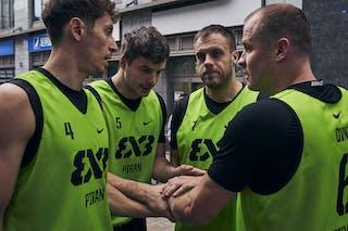 7 Adin Kavgic (SLO) - 6 Gašper Ovnik (SLO) - 5 Anže Srebovt (SLO) - 4 Simon Finzgar (SLO)