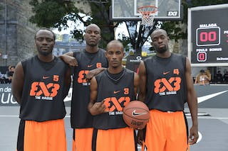The Hague (Netherlands) 2013 FIBA 3x3 World Tour Masters in Lausanne