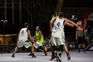 4 Marko Zdero (UAE) - Ljubljana v Novi Sad Al Wahda, 2016 WT Utsunomiya, Semi final, 31 July 2016
