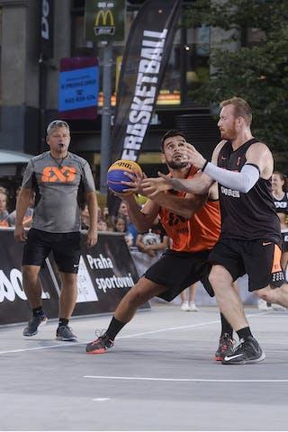 3 Piotr Renkiel (POL) - 5 Mensud Julević (SLO) - Kranj v Kolobrzeg, 2015 WT Prague, Final, 9 August 2015