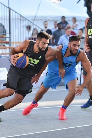 6 Yassin Mahfouz (GER) - 5 Mensud Julević (SLO) - Kranj v Berlin, 2016 WT Debrecen, Pool, 7 September 2016