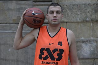 #4 Leningrad (Russia) 2013 FIBA 3x3 World Tour Masters in Prague