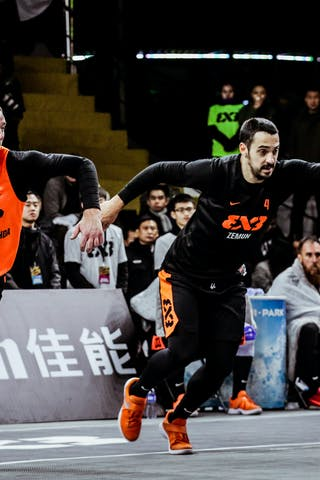 4 Lazar Rasic (SRB) - 3 Marko Savić (UAE)