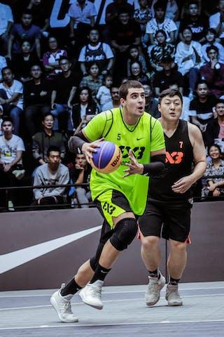 3 Semen Debda (RUS) - 7 Guangwen Jiang (CHN) - 5 Guanyi Zhang (CHN)