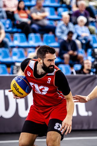 3 Stefan Kojic (SRB)