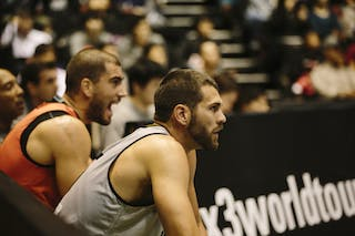 #5 Puckett Brendan, Team Denver, FIBA 3x3 World Tour Final Tokyo 2014, 11-12 October.